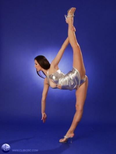 откровенное фото гимнасток