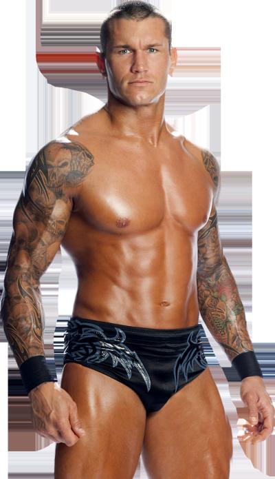 Galeri - Amerikan Güreşi - Randy Orton
