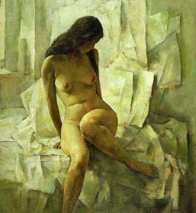 Натуры для живописи голые