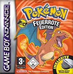 pokemon feuerrot spielen