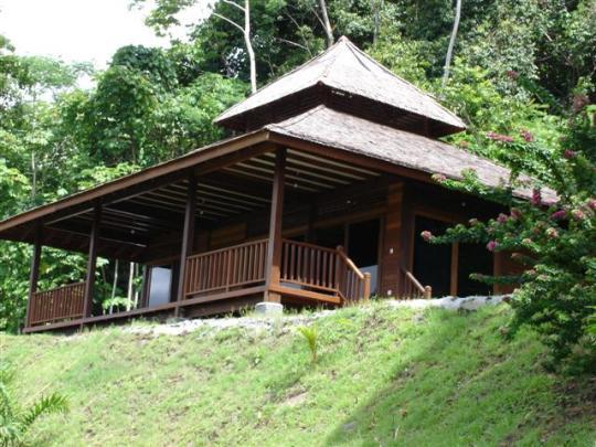 tropical style de vie maison en kits french polynesia. Black Bedroom Furniture Sets. Home Design Ideas