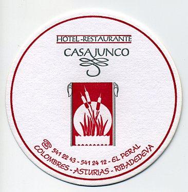 Posavasos ib ricos asturias asturies - Casa junco colombres ...