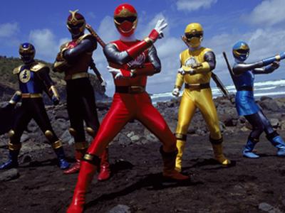 Top de los mejores y peores trajes de los power rangers