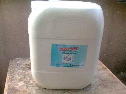 Productosyadsay detergente liquido para lavadora - Jabon natural para lavadora ...