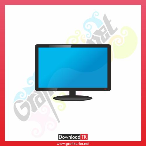 LCD Tv Vekt�r