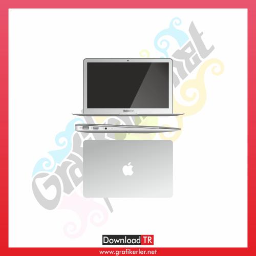 MacBook Air Vekt�r