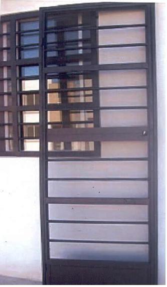Protectores y ventanas rg puertas for Puerta mosquitera