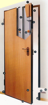 Puertas anca puertas anca - Puertas de melamina ...