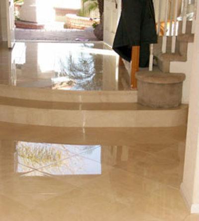 Pulidos y abrillantados de suelos de marmol terrazo - Granito en espana ...