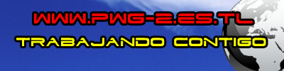 Bienvenidos a PWG 2 Banner