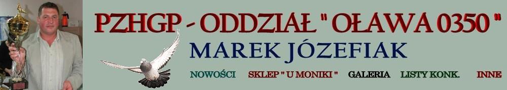 PZHGP--MAREK J�ZEFIAK Oddzia� O�awa