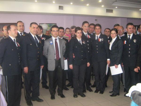 Türk Polis Teşkilatı'nın 167. yılı Kağızman'da Etkinliklerle Kutlandı.