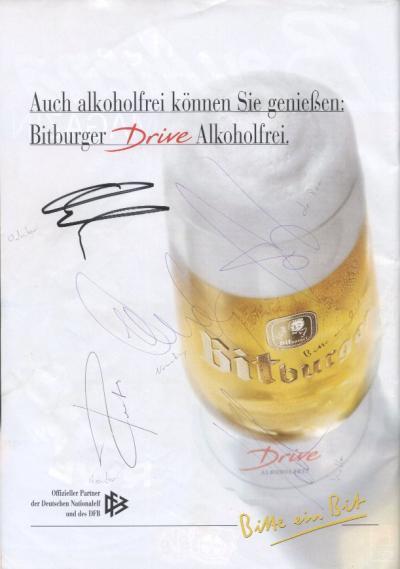 Autogramme Von Bvb Autogramme Von Bvb Spielern