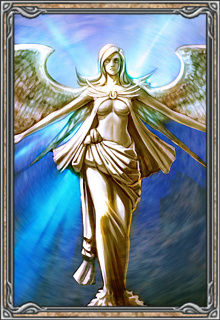 Ангел света 1 лвл. Карта Ангела может выпасть с любого монстра