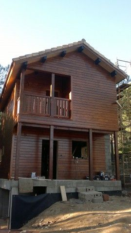 Casas de madera en valencia caba as de madera - Casas de madera gandia ...