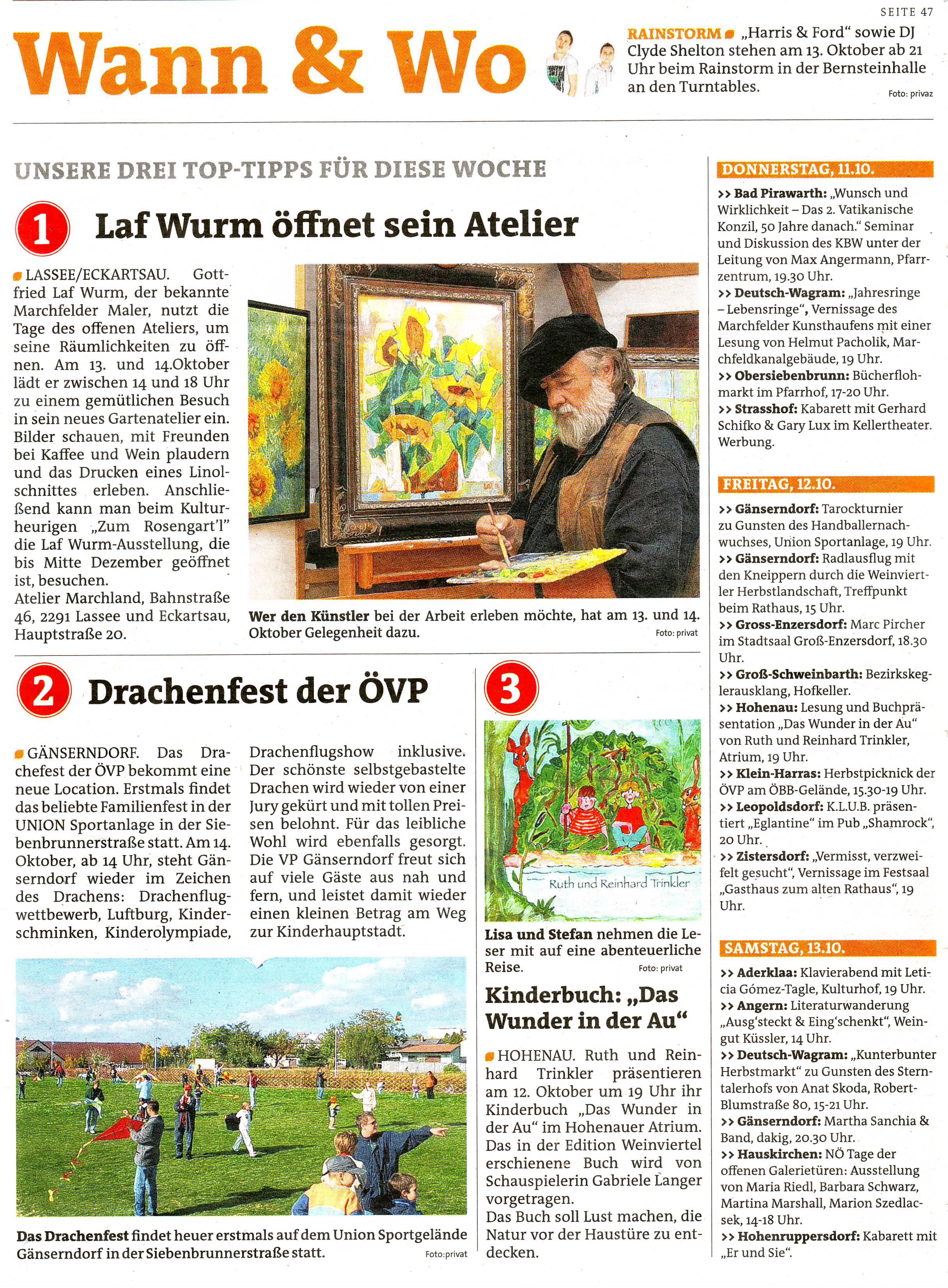 Bezirksblätter Gänserndorf