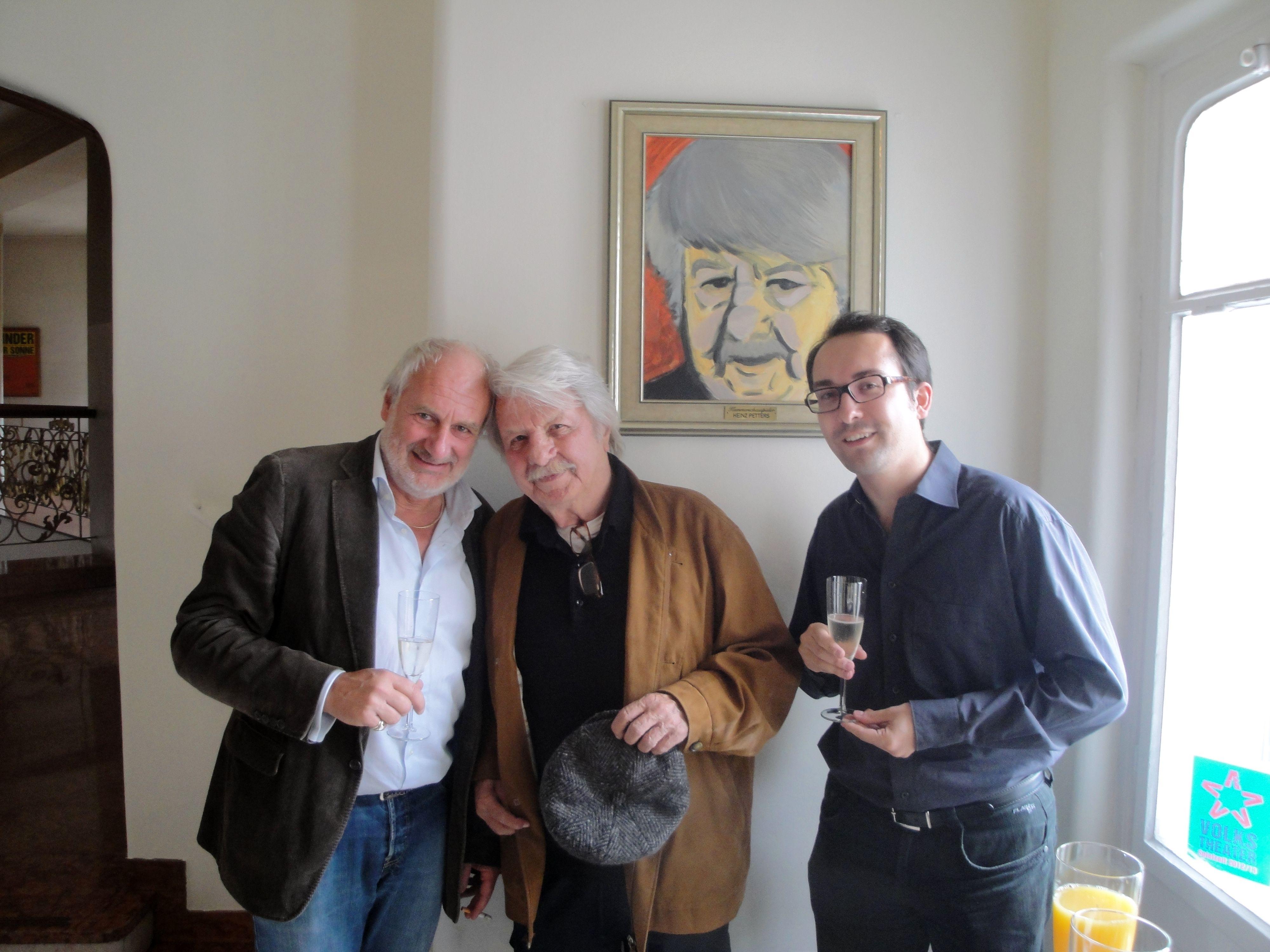 Michael Schottenberg / Heinz Petters / Reinhard Trinkler