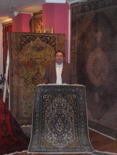 Orientteppiche und Reinigungsdienste Ansari  Wir über uns