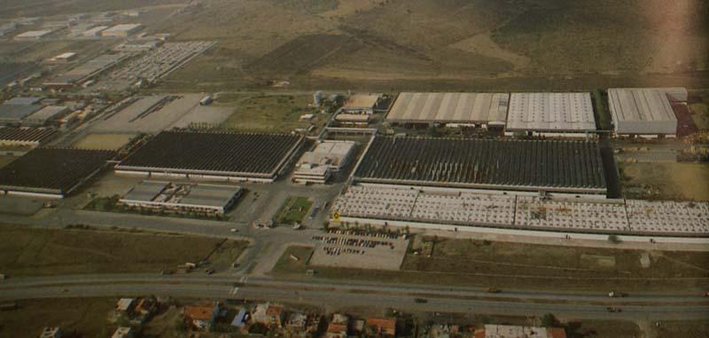 Oyak Renault Otomobil Fabrikası | Renault 12'nin Üretim ...