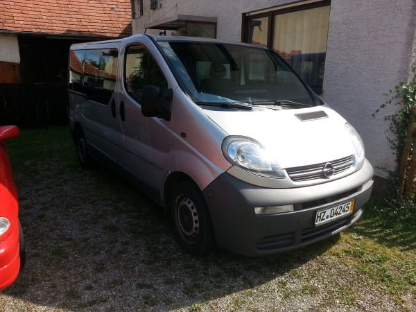 Opel Vivaro 20120913_112615