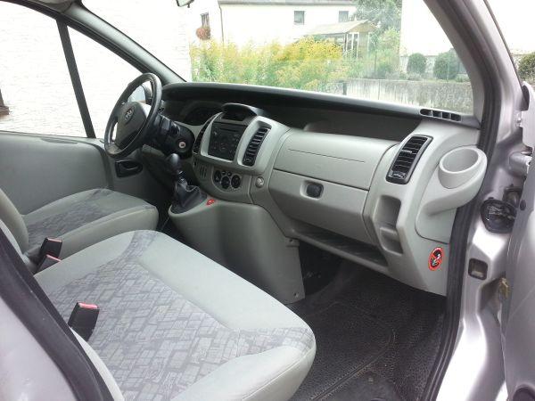 Opel Vivaro 20120915_125419