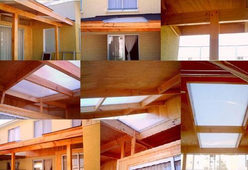 R e n o v o construcciones cobertizos for Cobertizos de madera precios