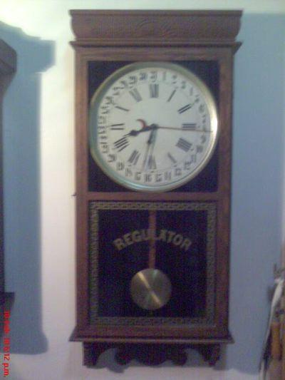 Reparacion de relojes antiguos y modernos relojes de - Relojes de pared modernos ...