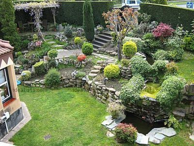 Reparaciones y reformas jardineria for Arboles frutales para jardin