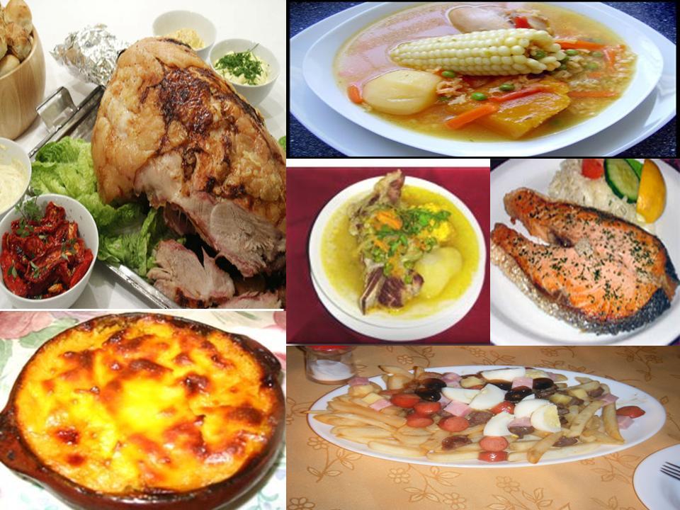 RESTAURANT Y CABAÑAS SAN SEBASTIAN - Gastronomia