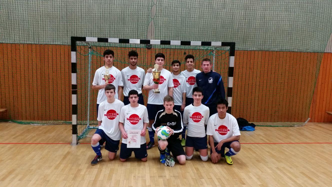 Spree Cup Gewinner 1.B-Jugend von Liberta