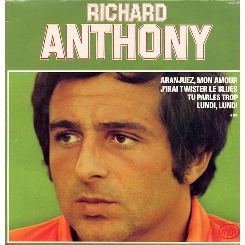 Richard Anthony - Dans Tous Les Pays / Autant Chercher A Retenir Le Vent