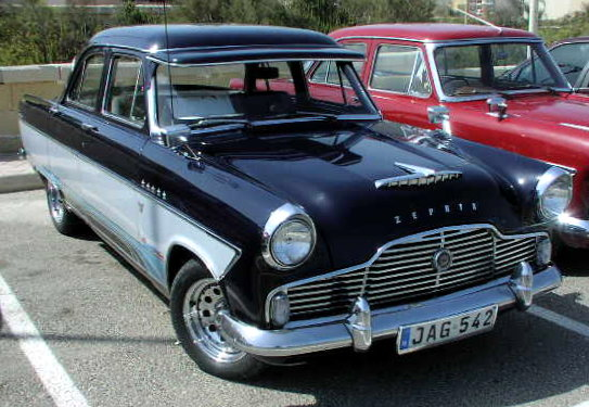 Riseing Motor Classics Ford Zephyr