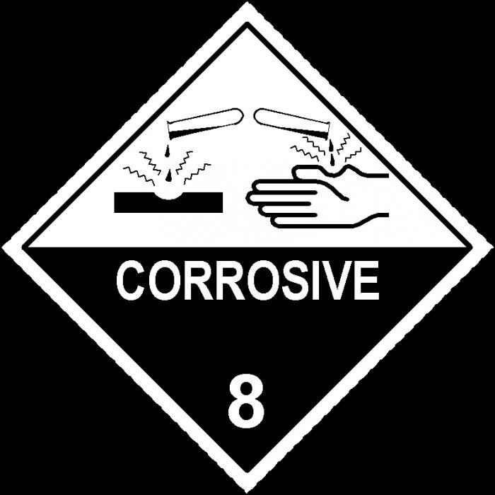 Hazardous Material Diamond: Truck-Driver-Worldwide