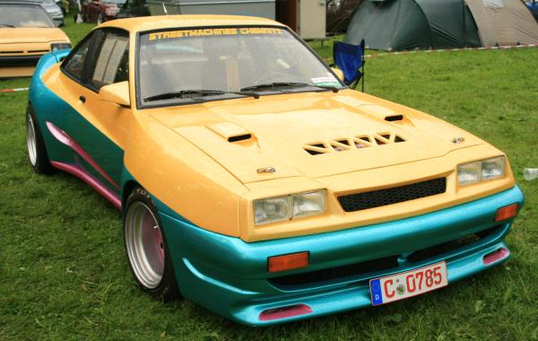 Riseing Motor Classics Opel Pictures