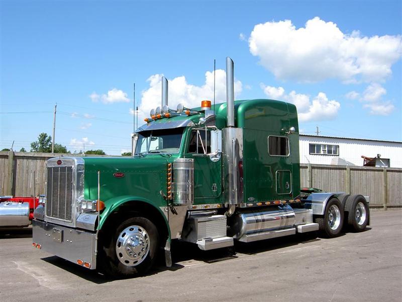 Truck Driver Worldwide American Trucks
