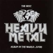 Heavy metal bazen metal müzik olarak adlandırılan müzik türü