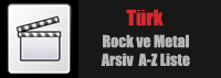 türk rock ve metal video arsivi
