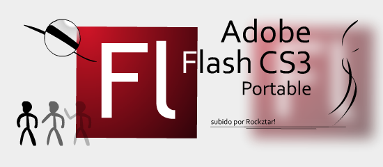 Flash cs3 portable