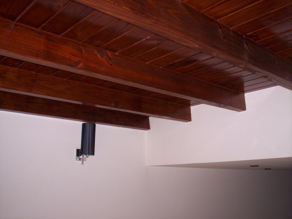Roof design algunos trabajos realizados - Madera de pino tratada ...