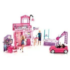 Roxiejugue cat logo - Supercasa de barbie el corte ingles ...