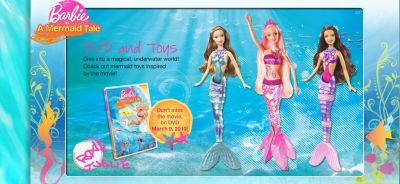 Barbie Fashion Fairytale Full Movie English on See The New Film Barbie In Roxiejugue   Barbie In A Mermaid Tale