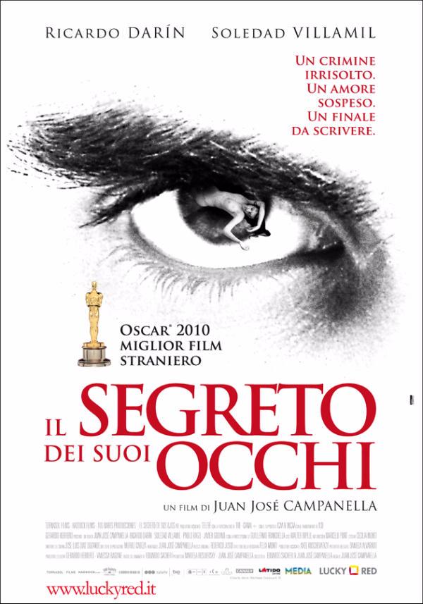 Il segreto dei suoi occhi, la riscrittura dell'argentino da Oscar
