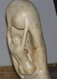 Rzeźba Władysława Weremko