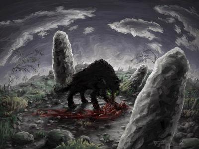 Samtpfoetchen und kuschelnasen ber for Der hund von baskerville