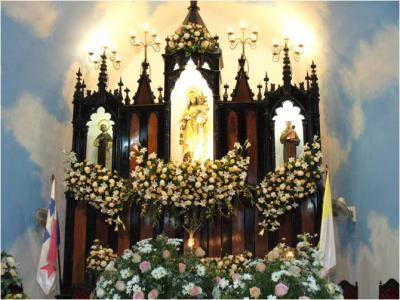 Patrona de Panamá - Virgen de Pocrí