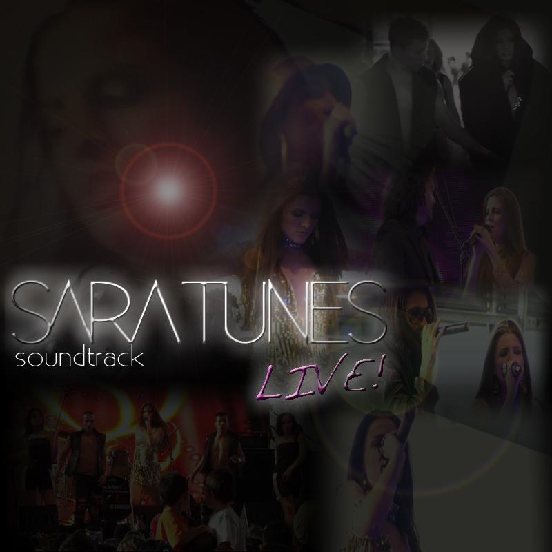Sara Tunes Live [Soundtrack Mp3] (Vacaciones Pop Festival Radio Tiempo) Cback