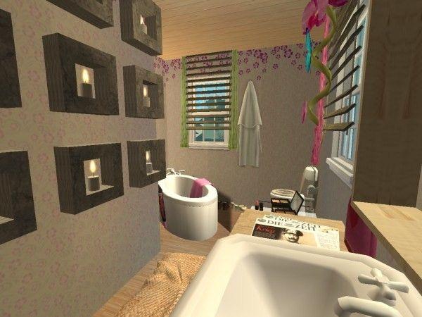 Sims2 fam mayer ruft tine wittler for Tine wittler badezimmer