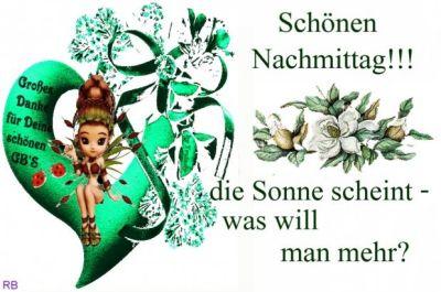 *SCHLUMPFLIESELS-BILDER* - SCHÖNEN NACHMITTAG