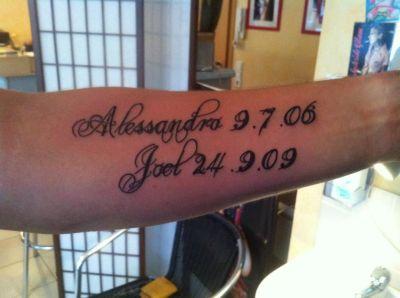 Tatto Schriften on Hygiene Pflege Tattoo Creme Richtlinien