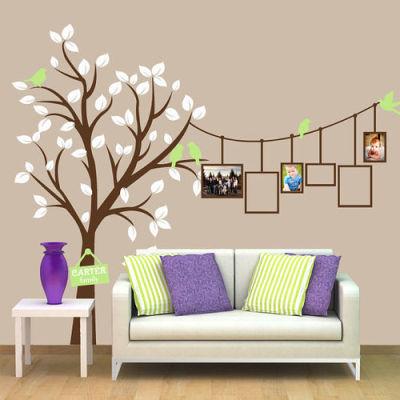 Fantasy deco vinilos decorativos arbol familiar de fotos - Vinilos decorativos arboles ...